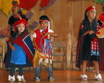 Wystep w Native Heritage Center