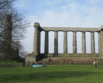 National Monument na Calton Hill