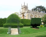 Sudeley Castle-kaplica zamkowa (St Mary Church)