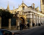 kompleks budynkow Magdalen College