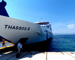 Thassos Town-port promowy
