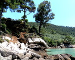 Thassos, Golden Beach